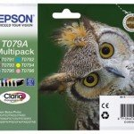 "Картридж ""EPSON"" T079A Multipack"