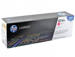 Картридж HP CB383A (824M) Magenta Color LaserJet-CP6015 / Color LaserJet-CM6030 / Color LaserJet-CM6040
