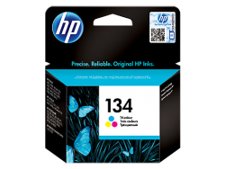 "Картридж струйный оригинальный ""Hewlett-Packard"" №134 Color (C9363HE) DeskJet-5743/5943 OfficeJet-K7100ser/K7103/7410 PhotoSmart-2573/2713/8053/8153 PSC-1613/2353"